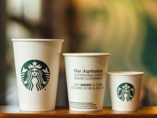 The Green Starbucks Cup (Photo credit: Starbucks/Twitter)